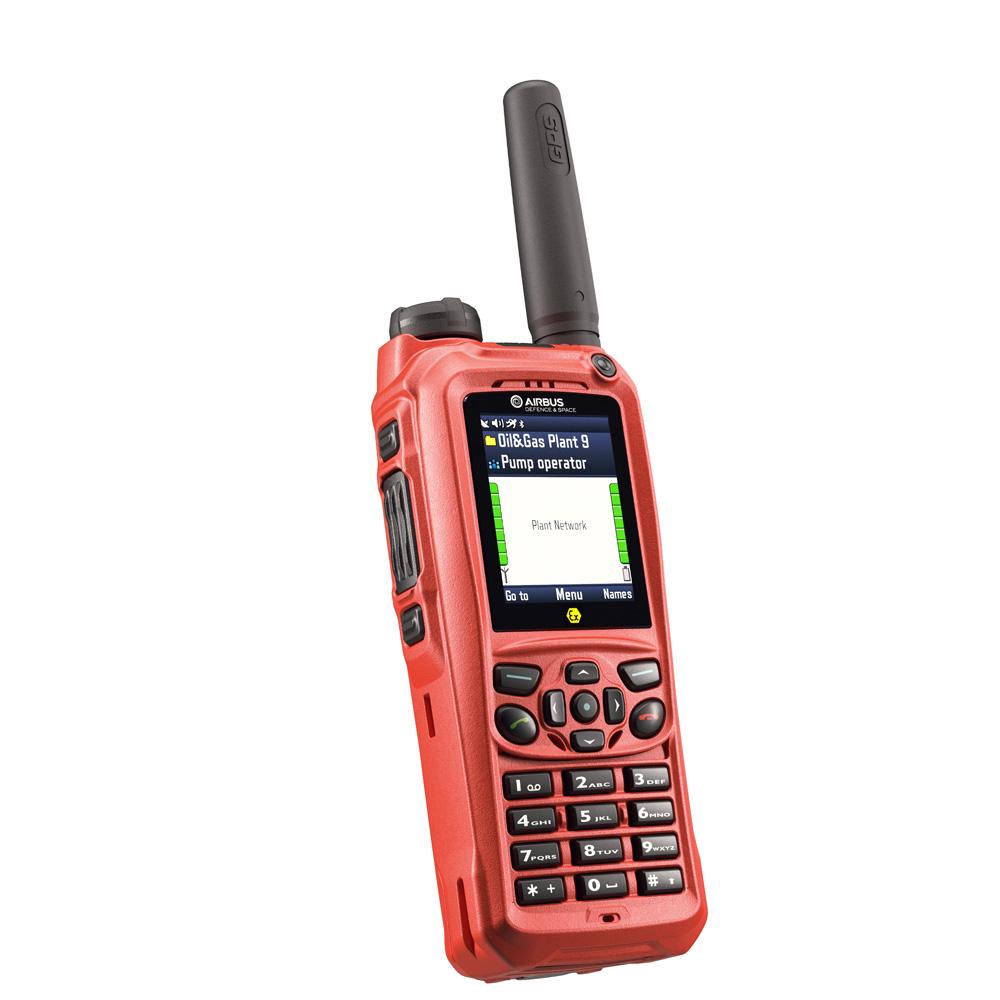 Airbus Radiotelefon THR9ex (wcześniej Cassidian)