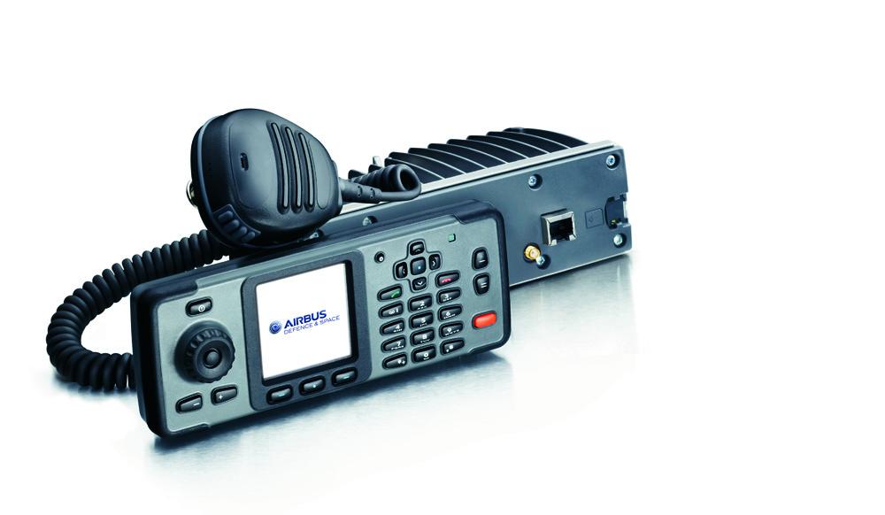 Airbus Radiotelefon TMR880i (wcześniej Cassidian)