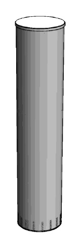 Antena dookólna Cobham XPO2V-150-600/148