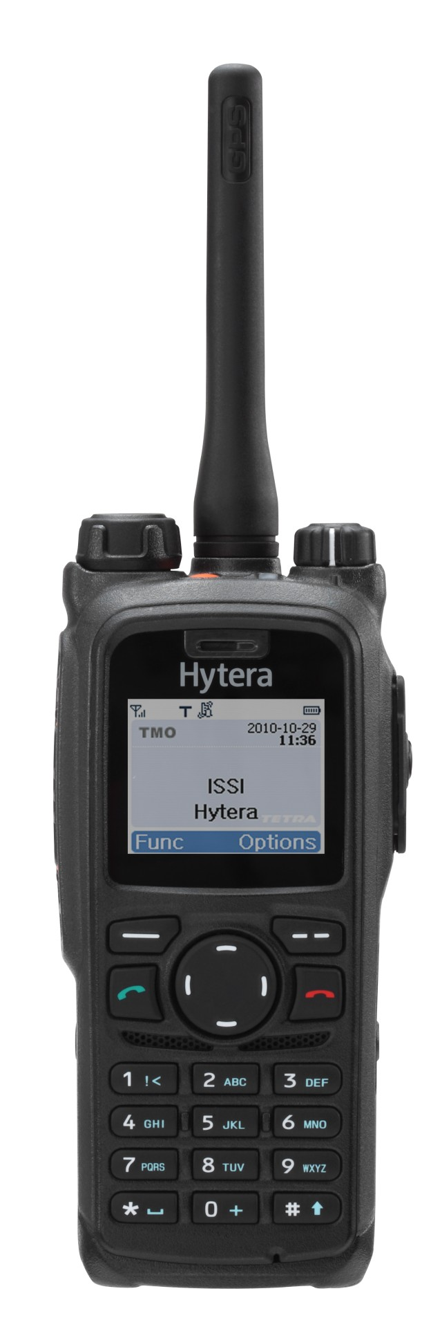 Radiotelefon Hytera PT580H TETRA